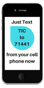 Text TIC to 71441